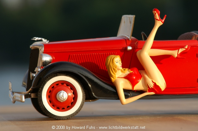 Solido Ford V8 Roadster 1934 Scale 1:18